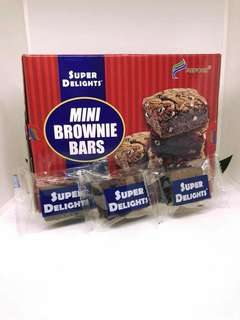 SD Mini Brownie Bar