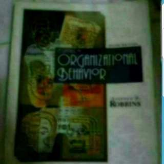 Essential Of Organisation Behaviour Sixth Edition Stephen P Robbins