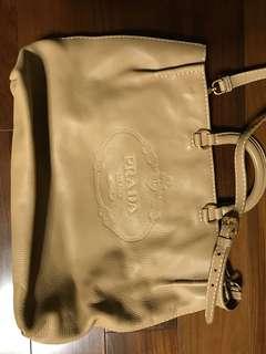 Prada兩用袋 2way bag