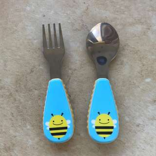 Toddler Spoon & Fork