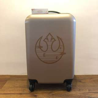 Star Wars The Last Jedi Carry On Luggages