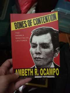 Bones of Contention by Ambeth Ocampo