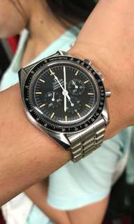 Vintage omega speedmaster 145.0022 南瓜夜光