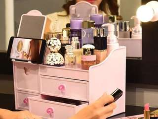 化妝品收納 包郵 #mayflashsale
