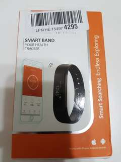 Smart Band Health Tracker