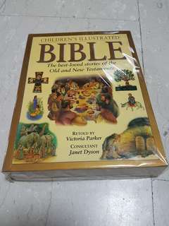 Children illustrated bible