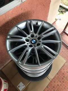 BMW M SPORT RIMS 18''