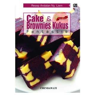 Ebook Resep Andalan Ny. Liem Cake & Brownies Kukus Fantastis - Chendawati