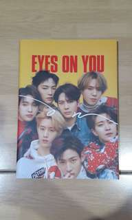 [READYSTOCK] GOT7 - EYES ON YOU (ON ver)