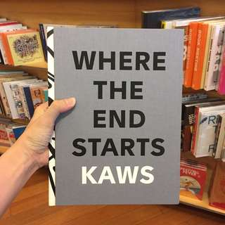 Kaws-where the end starts
