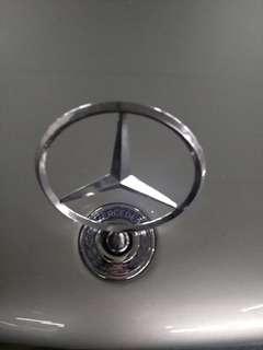 Vintage Mercedes 200E 1989