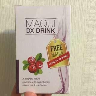 Maqui detox drink 排毒飲 減肥飲 (一盒7包)