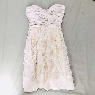 REPRICED ✨ White Cocktail Dress