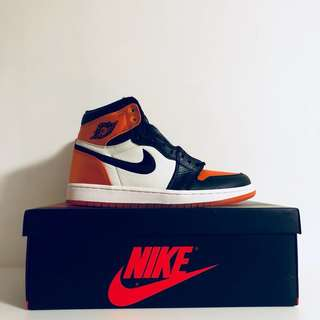 Air Jordan 1 Shattered Backboard Satin