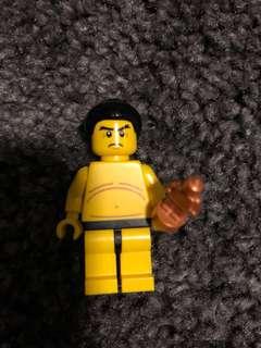 Lego Minifigure series 3 sumo wrestler