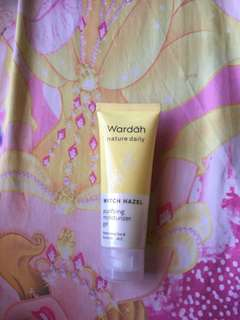 Wardah purifying moisturizer gel (pelembab)