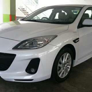MAZDA 3 1.6(A) SP LUXURY 2013