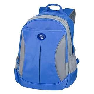 Larkpad ergonomic school bag