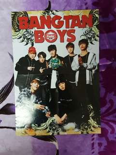 Bts : BangtanBoys poster