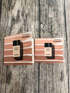 Chanel Les Beiges Healthy Grow Sheer moisturizers