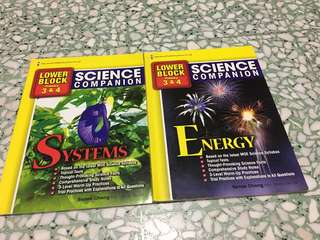 Lower block science companion by Renee chong