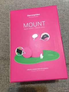 Thecoopidea Mount Apple Watch 電話+錶充電座