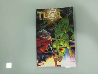 Thor Mighty Avenger TPB