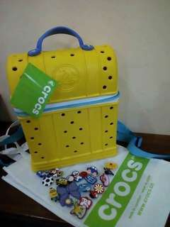 AUTHENTIC CROCS BAGS (cheaper than mall price)