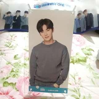 Wanna One Hwang Minhyun Mini Banner Yohi