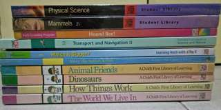 Timelife Books 10 pcs.