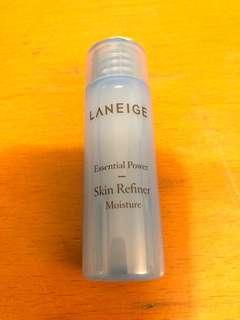 Laneige essential power skin refiner moisture 25ml