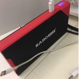 Battery Jump Starter (in stock)