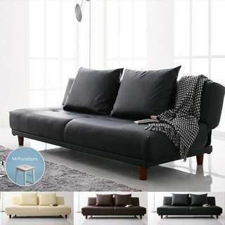 🔆Multi-Function Japanese Sofa Bed + 2 Cusions [Pre-Order]