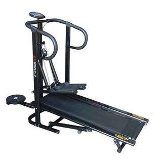 Questor ST 8267-3 manual treadmill