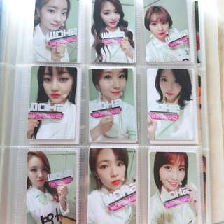 "TWICE ""THE SHOW CHAMPION"" PHOTOCARDS"