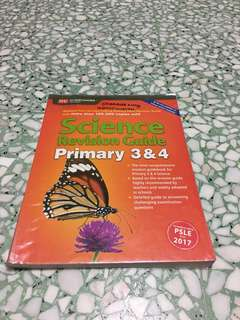 P3 & 4 science revision guide