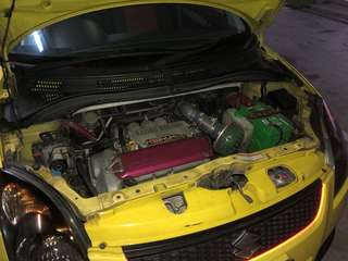 HKS Racing Suction Air Intake