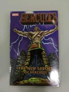 Hercules, The New Labors of Hercules TPB
