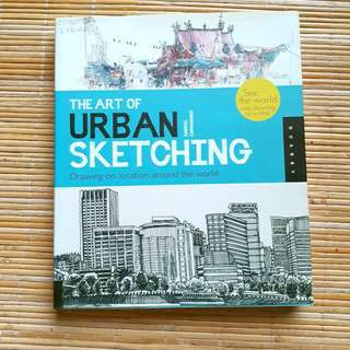 The Art of Urban Sketching by Gabriel Campanario