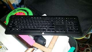 HP wireless keyboard, trade in Tuen.Mun