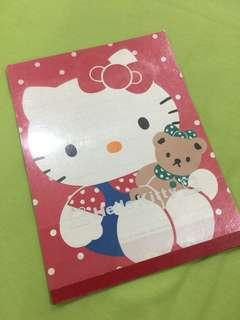 Kertas Surat Hello Kitty