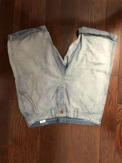 Lightly used Jean shorts