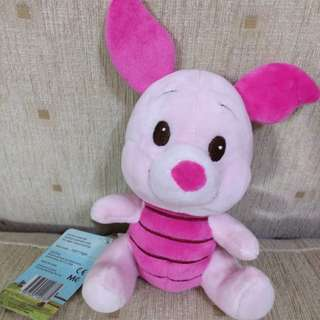 Piglet Soft Toy 7 inches NEW
