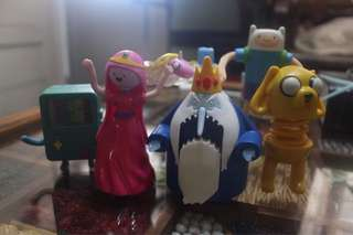 Adventure Time Figures