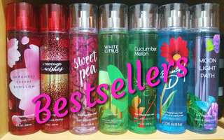 🌼Special Promo Sale🌼 💯% Authentic Bath and Body Works Fine Fragrance Mist