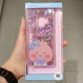 (包郵)🇰🇷Kakao Friends Apeach Bling Bling Phone Case 閃閃手機殼