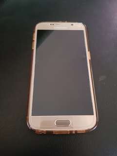 Samsung 128gb platinum gold s6