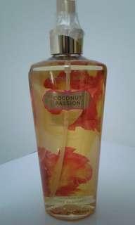 Coconut Passion (Vanilla and Coconut)