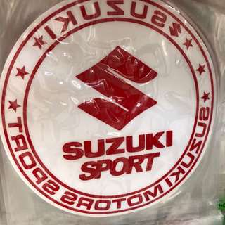 Suzuki Car Decal