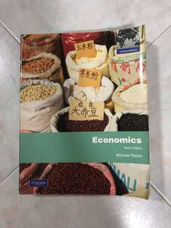 AB0901 NBS ECONOMICS TEXTBOOK with NOTES
